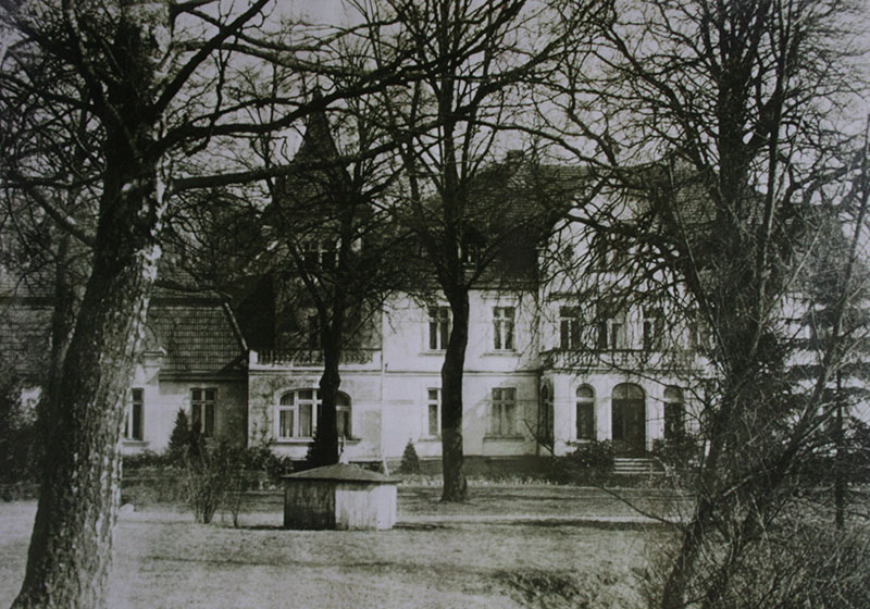 Gutshaus des Hofes Tieplitz (1937)